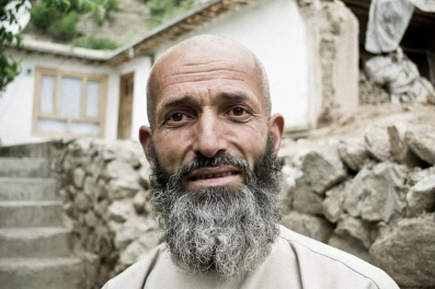 A man at Turgani